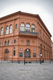 The historical building of Riga Bourse Royalty Free Stock Photography