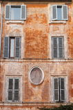 Historical building in Rome Stock Photo