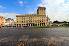 Historical Building.Rome royalty free stock images