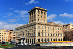 Historical Building.Rome Royalty Free Stock Photography