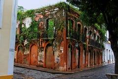 Historical Building Sao Luis do Maranhao Stock Photography
