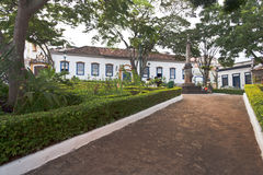 Historical Building in Tirandentes Brazil Royalty Free Stock Photo