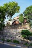 Historical Building in Tophane, Karakoy, Istanbul, Turkey. Historical Building view in Tophane, Karakoy, Istanbul, Turkey Stock Image