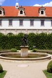 Historical building , Town Square of Prague Stock Images