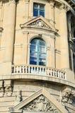 Historical Building Window Stock Photo