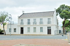 Historical building in Worcester, South Africa Royalty Free Stock Photography