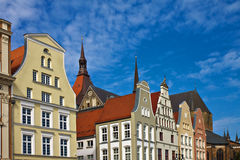 Historical buildings Royalty Free Stock Image