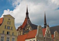 Historical buildings Stock Photos