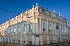 Historical Buildings in Amparo Stock Image