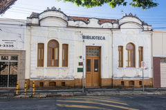 Historical Buildings in Amparo Stock Photos