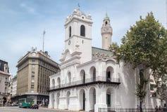Cabildo de Buenos Aires Stock Photo