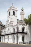 Cabildo de Buenos Aires Royalty Free Stock Photography