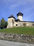 historical buildings in Bosnia Royalty Free Stock Image