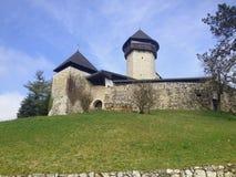 historical buildings in Bosnia Stock Photo