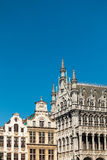 Historical buildings in Brussels Stock Images