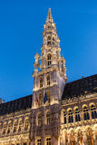 Historical buildings in Brussels Royalty Free Stock Images