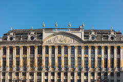 Historical buildings in Brussels Stock Photo