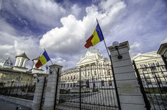 Bucharest Romania Royalty Free Stock Photos