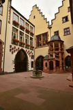 Historical buildings in Frankfurt on the Main, Germany Stock Photography