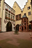 Historical buildings in Frankfurt on the Main, Germany Royalty Free Stock Image