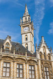 Historical buildings in Ghent Royalty Free Stock Photography