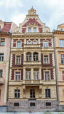 Historical Buildings in Karlovy Vary, Carlsbad Stock Image