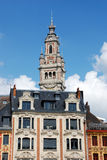 Historical Buildings in Lille Royalty Free Stock Photography
