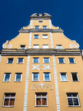 Historical buildings in Stralsund Stock Photography