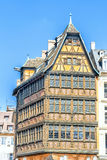 Historical buildings in Strasbourg Stock Images