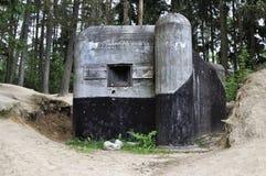 Historical bunker Stock Photos