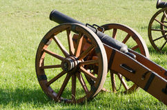 Historical cannon Stock Photo