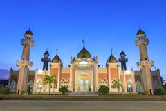 Historical Capital Mosque, Pattani Thailand Stock Image