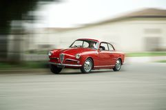 Historical car Royalty Free Stock Photos
