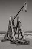 Historical catapult Royalty Free Stock Images