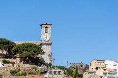 Historical center of Cannes, Cote d'Azur, Provence, France. Royalty Free Stock Image