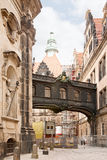 Historical center of city Dresden Royalty Free Stock Images