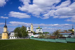 Historical center of Kolomna, Russia Stock Image