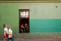 Historical center of Krakow Stock Images