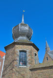 Historical center of Middelburg, Netherlands Stock Photography