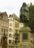 Historical centre of the city Hague, Holland. Royalty Free Stock Images