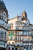 Historical centre of Porto. Traditional architecture in the historical centre of Porto Stock Photo
