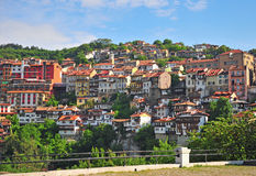 Historical centre of Veliko Tarnovo Royalty Free Stock Photography
