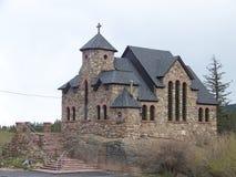 Historical Chapel Stock Photo