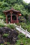 Historical Chinese pagoda Stock Photography