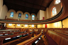 Historical church Royalty Free Stock Images