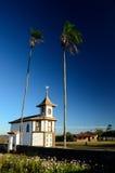 Historical church. Church build at Milho Verde district. Minas Gerais Estate, Brazil Stock Photo