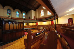 Historical church chamber Royalty Free Stock Image