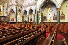 Historical church chamber Stock Photo