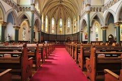Historical church chamber Royalty Free Stock Photos