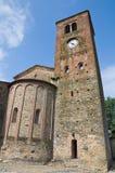 Historical church of Emilia-Romagna. Italy. Stock Photo